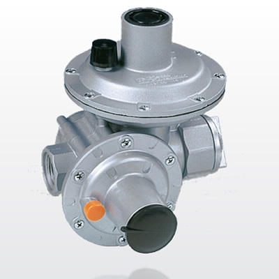 Residential Gas Pressure Regulator